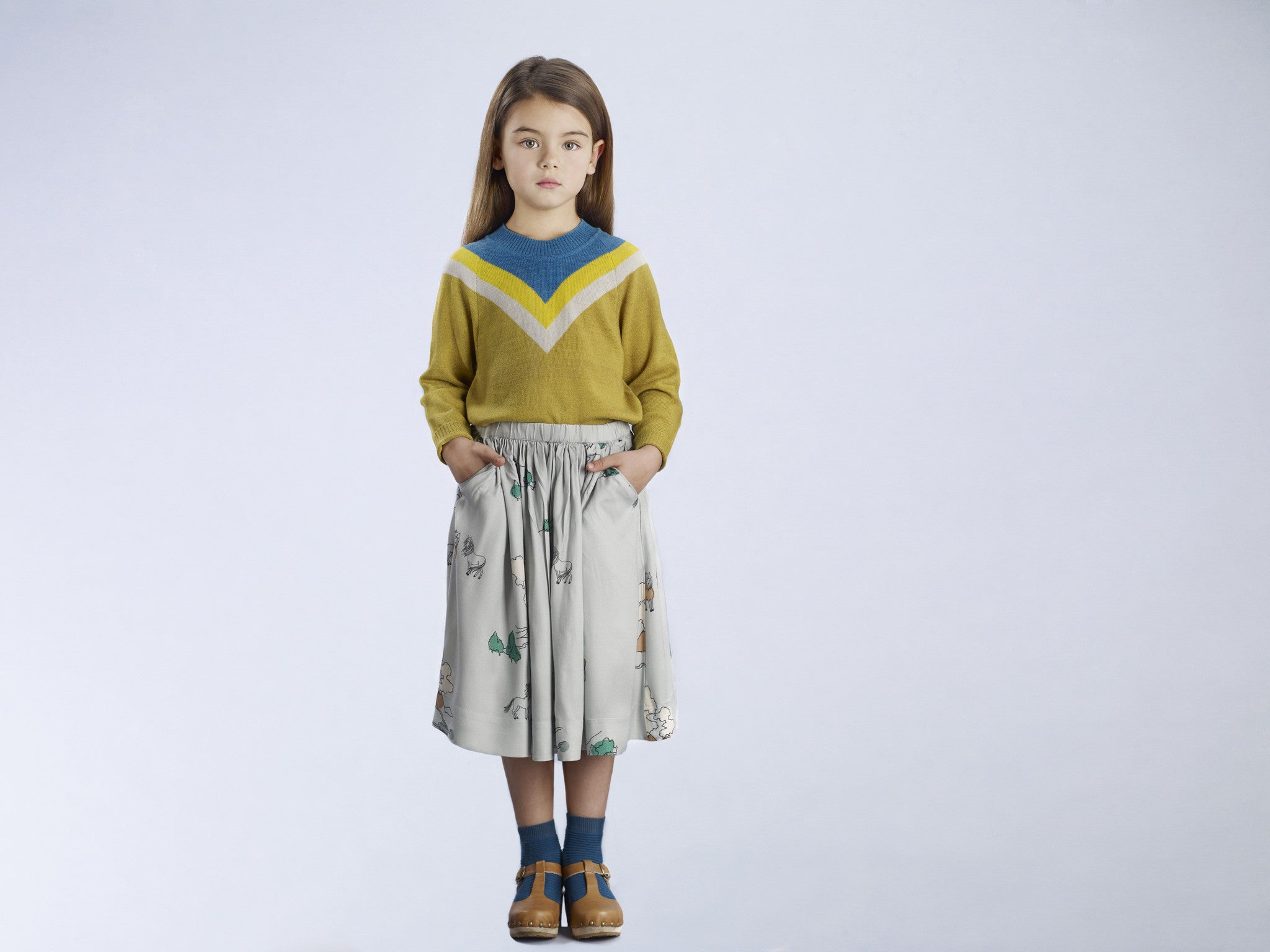 hello Simone ICELAND RHEA SKIRT ON DLK