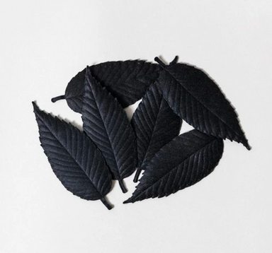 Ha ko Japanese Black Paper Leaf Incense on Design Life Kids