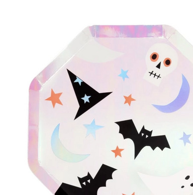 Halloween Icon Dinner Plates on Design Life Kids