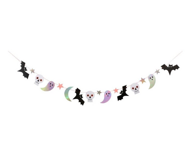 Meri Meri Halloween Icon Garland on Design Life Kids