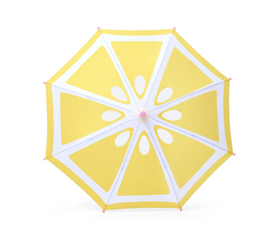 Hipster Kid Lemon Umbrella on Design Life Kids