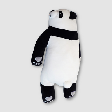 Hot Cool Tokyo Panda Animal Buddy Body Pillow on Design Life Kids