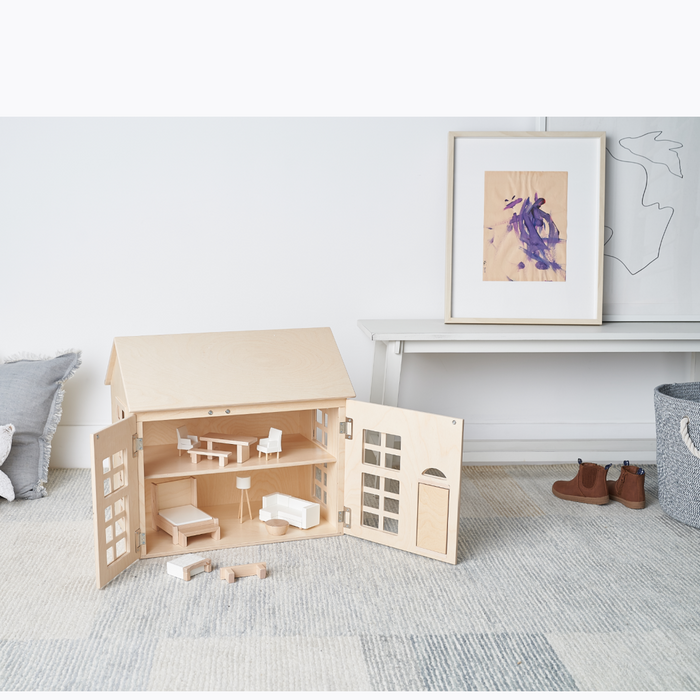 MIlton and Goose Hudson Dollhouse Furniture on Design Life Kids