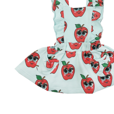 Hugo Loves Tiki Apples Hopscotch Dress on Design Life Kids