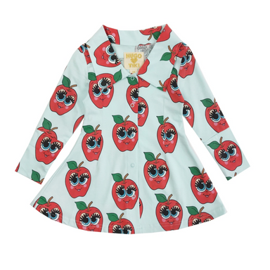 Hugo Loves Tiki Apples Mod Dress on Design Life Kids