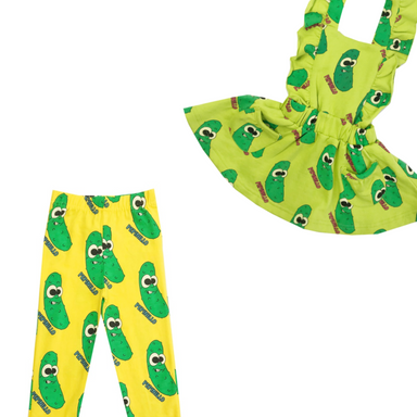Hugo Loves Tiki Pickles Legging on Design Life Kids