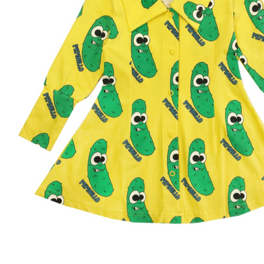 Hugo Loves Tiki Pickles Mod Dress on Design Life Kids