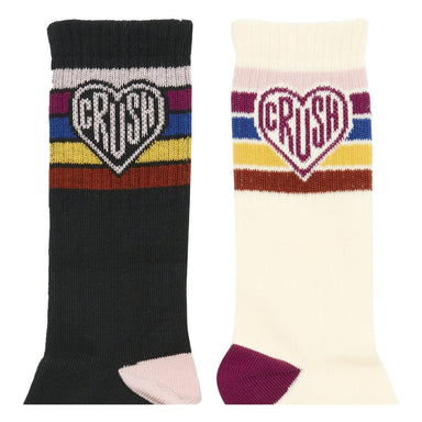 Hundred Pieces Crush Socks on Design Life Kids