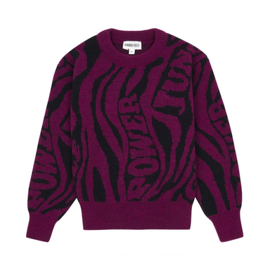 Hundred Pieces Jungle Knit Jumper on Design Life Kids