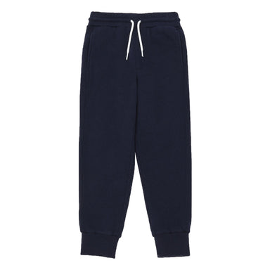 Hundred Pieces Loose Organic Joggers on Design Life Kids