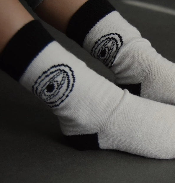 Jax & Hedley Children's Eye Socks on DLK