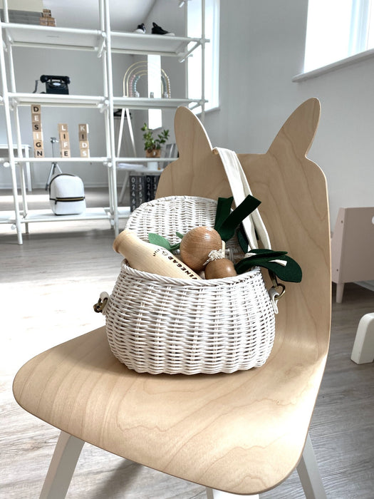 Oeuf Animal Shaped Play Chairs on Design Life Kids
