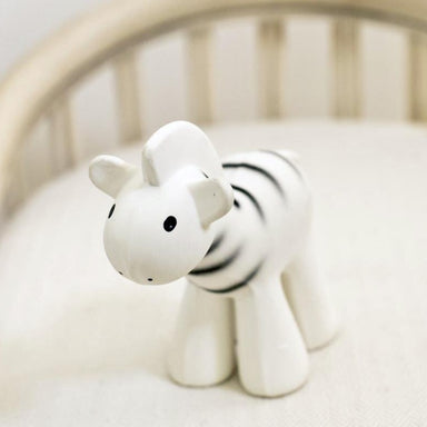 Tikiri Toys Zebra Rattle on Design Life Kids