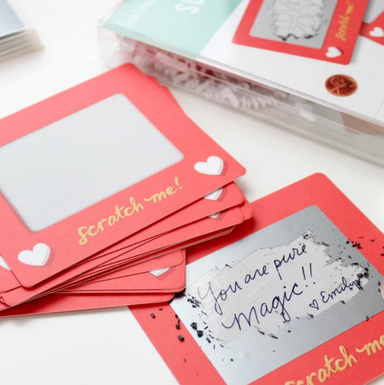 Inklings Paperie Etch-A-Sketch Cards on Design Life Kids