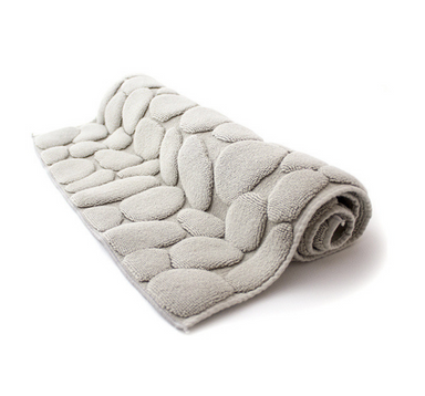 Ishikoro Pebble Stone Bath Mat