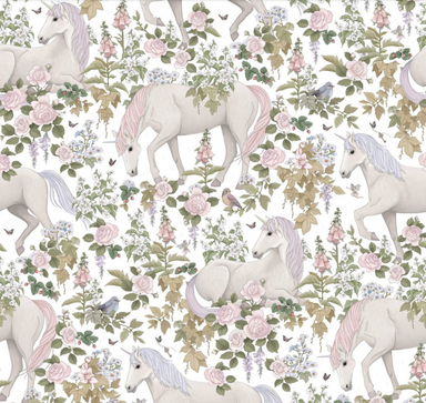 Jimmy Cricket Field of Dreams Unicorn Wallpaper on Design Life Kids