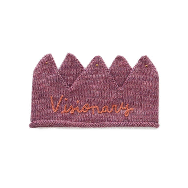 Oeuf Visionary Embroidered Crown on Design Life Kids