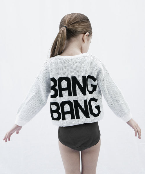 Tressy Club Kiss Kiss Bang Bang Jumper on DLK