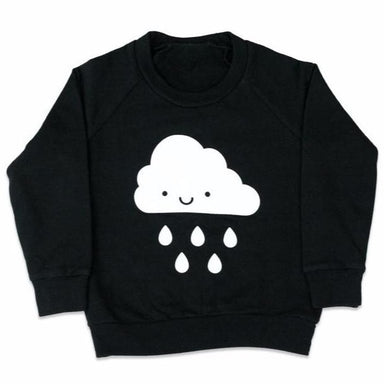 Whistle & Flute Kawaii Cloud Sweatshirt on Design Life Kids