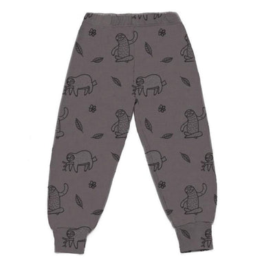 Kira Kids Sloth Print Bubble Pants on Design Life Kids
