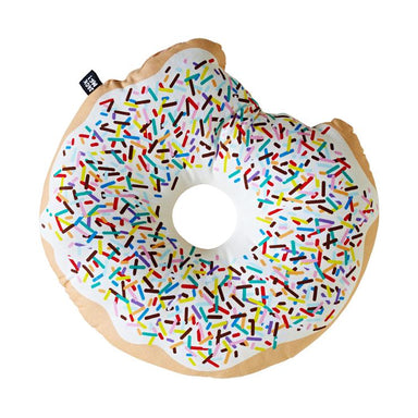 Sack Me! Krispy Dreme Donut Pillow Cream on DLK | designlifekids.com