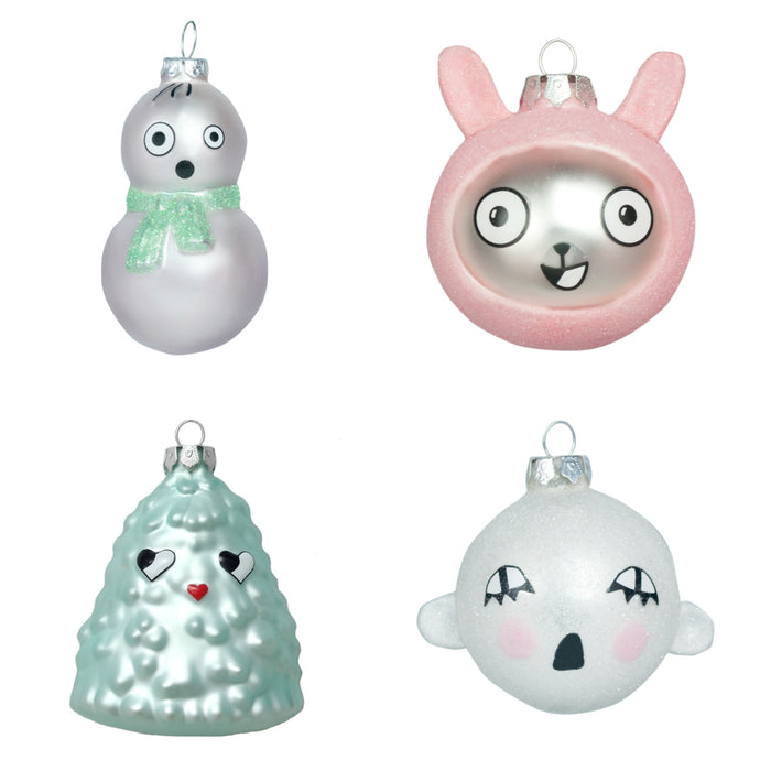 Luckyboysunday Christmas Ornaments on DLK | designlifekids.com