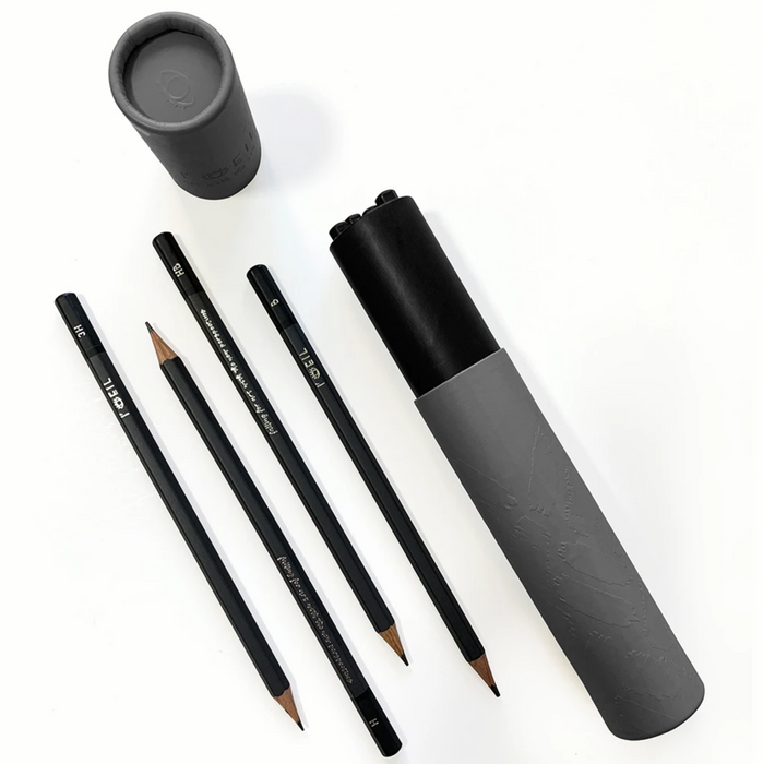 L'oeil Graphite Sketching Pencil Set on Design Life Kids