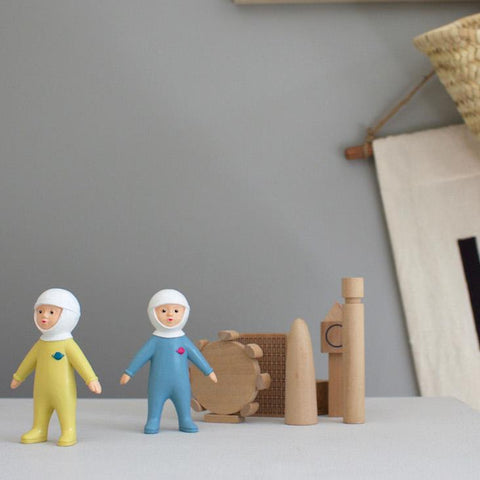Lapin & Me Mini Astrid Doll on DLK | designlifekids.com