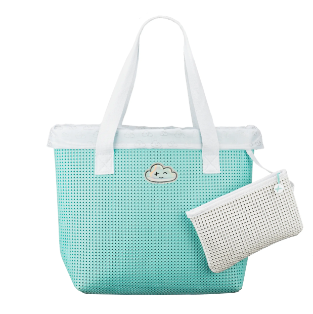 Light and Nine Wet and Dry Beach Bag on Design Life Kids