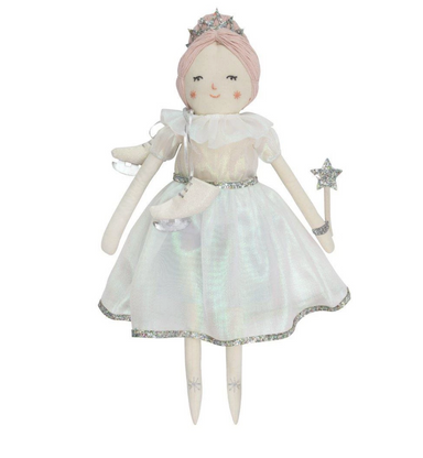Meri Meri Lucia the Ice Skating Princess Doll on Design Life Kids