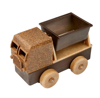 Luke's Toy Factory Eco Tipper Toy Truck on Design Life Kids