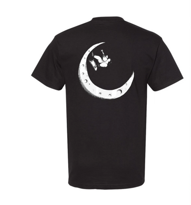 Henry Jones Skateboard Moon Half Pipe Kick Flip Shirt on Design Life Kids