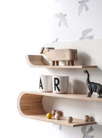 RaFa Kids L Shelf on DLK | designlifekids.com