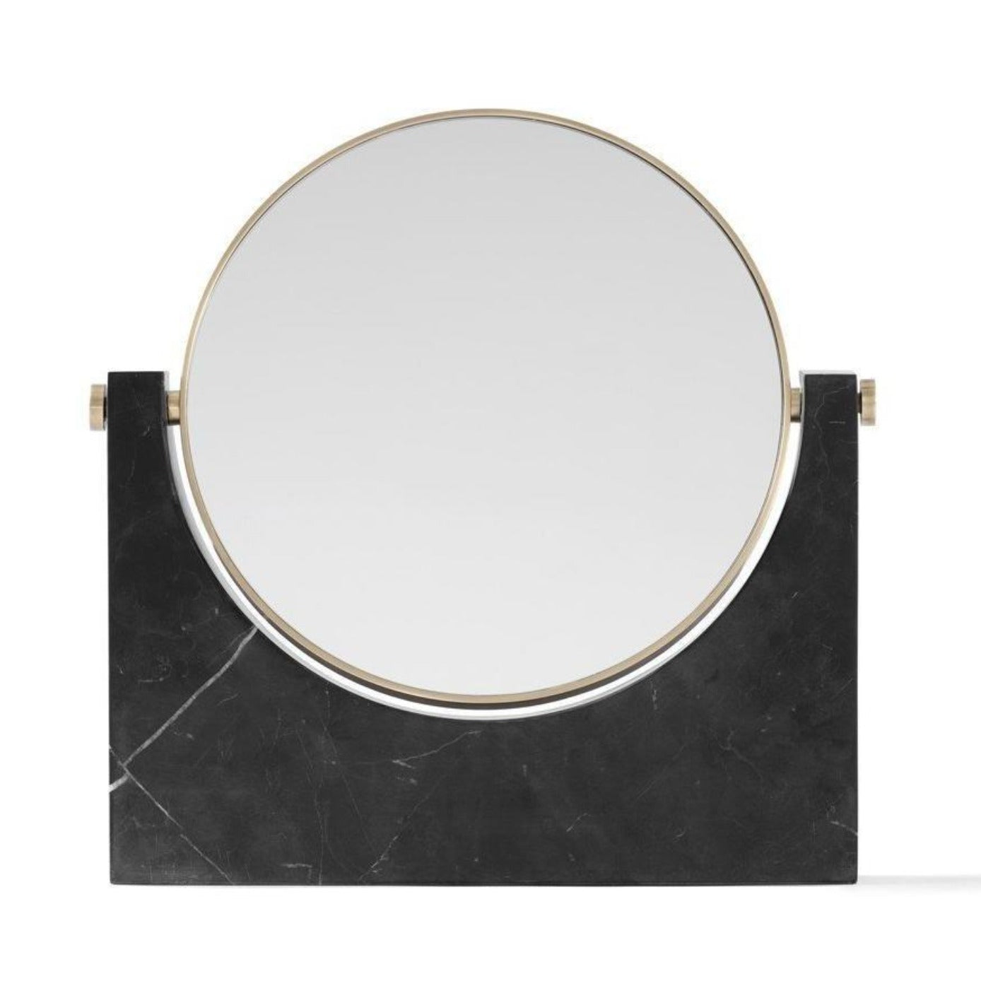 Menu Pepe Black and White Marble Mirror on DLK