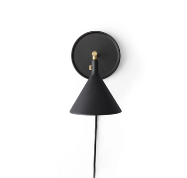 Menu Cast Wall Sconce on Design Life Kids