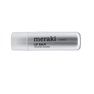 Meraki Organic Mint Lip Balm on Design Life Kids