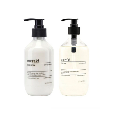 Meraki Tangled Woods Lotion and Soap Set on Design Life Kids