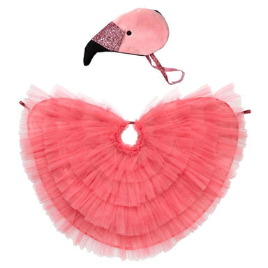 Meri Meri Flamingo Cape Dress up ON DLK