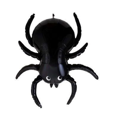 Meri Meri Giant Spider Halloween Balloon on Design Life Kids