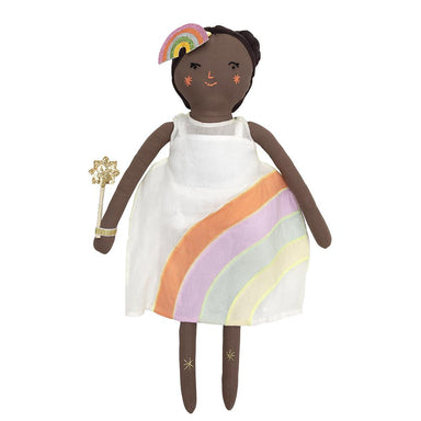 Meri Meri Mia the Rainbow Doll on DLK | designlifekids.com