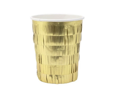 Meri Meri Fringe Party Cups on Design Life Kids