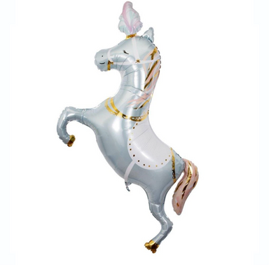 Meri Meri Circus Stallion Party Balloon on Design Life Kids