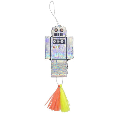 Meri Meri Robot Pinata Party Favor on DLK