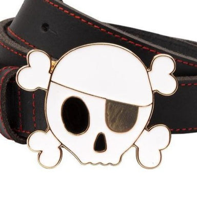 Meri Meri Skull Belt on DLK Design Life Kids