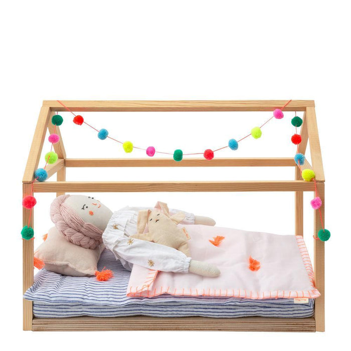 Meri Meri Doll Bedding on DLK | designlifekids.com