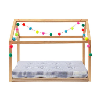 Meri Meri Wooden Doll Bed on DLK