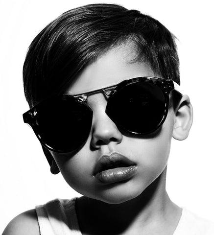Milk & Soda Ziggy Sunglasses on DLK | designlifekids.com
