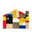 Miller Goodman BlockHaus Wooden Blocks Puzzle on DLK | designlifekids.com