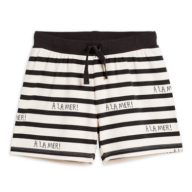 Mini Rodini A La Mer Shorts on Design Life Kids