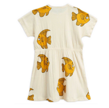 Mini Rodini Fish Dress on Design Life Kids